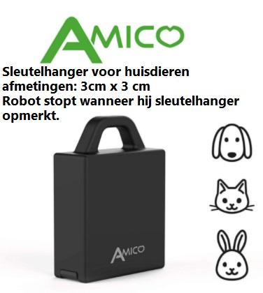 Wiper AMICO sleutelhanger voor huisdieren