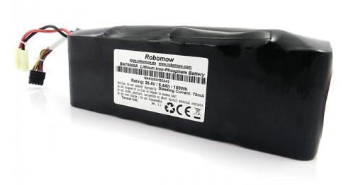 Batterij  6Ah  MRK6103A (voor RS630 en RS635)