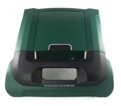 Cover voor RS-MS-TS MSB6008B