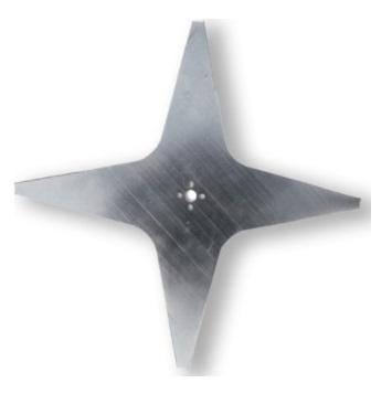 Wiper 4-tands mes 25 cm 075Z07800A